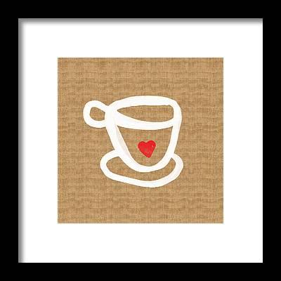 Tea Framed Prints