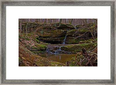 Little Gem In Geauga Framed Print
