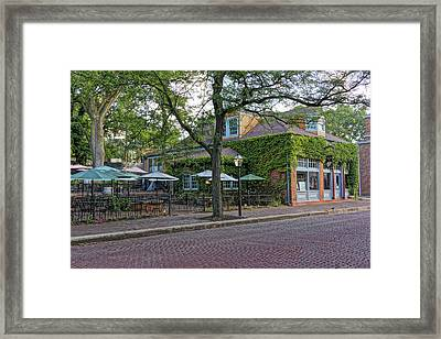 Little Hills Winery St Charles Mo Dsc00879  Framed Print by Greg Kluempers