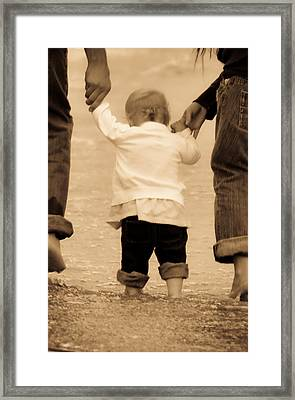 Little Moments Framed Print by BandC  Photography
