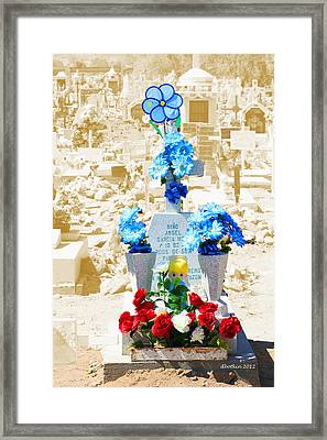 Framed Print featuring the photograph Little One by Dick Botkin