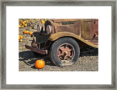 Framed Print featuring the photograph Little One by Michael Gordon