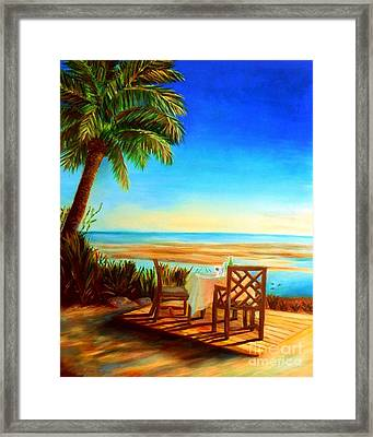 Little Palm Island - Little Torch Key Framed Print