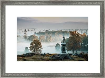 Little Round Top Framed Print