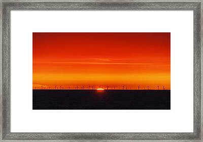 Live Again Framed Print