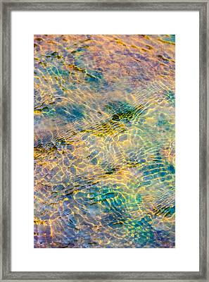 Live Water - Featured 2 Framed Print by Alexander Senin