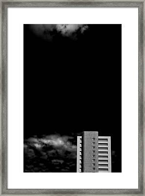 Livin For The City Framed Print by Peter Tellone