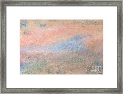 Living Dream Framed Print by Susan  Dimitrakopoulos