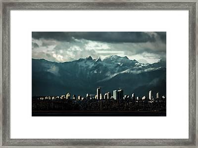 Living In Harmony Photograph By Jordan Blackstone Framed Print by Jordan Blackstone