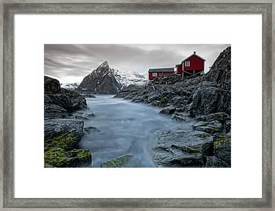 Living Norway Framed Print