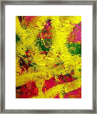 Living Pigment Framed Print by John  Nolan