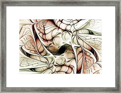 Living Structure Framed Print