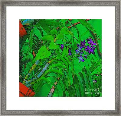 Living Wall Art Framed Print