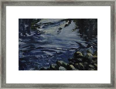 Living Water 1 Framed Print by Paul Myhre