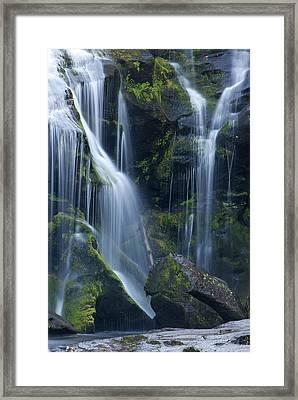 Living Water Framed Print