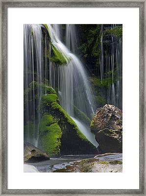 Living Water II Framed Print