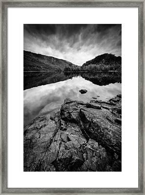 Loch Beinn A Mheadhoin Framed Print
