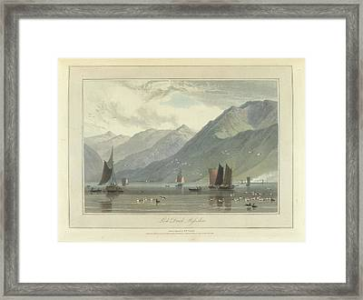 Loch Duich Framed Print by British Library