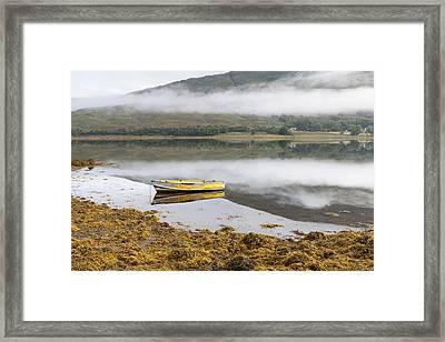 Loch Eil Reflections Framed Print