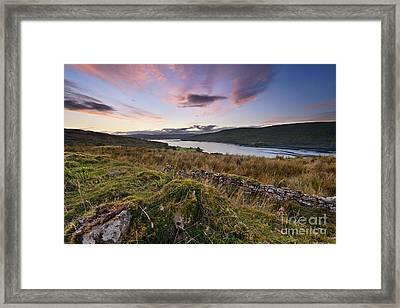 Loch Fyne Framed Print by Rod McLean