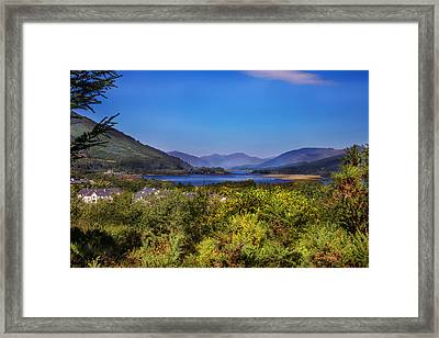 Loch Leven From Glencoe Framed Print by Niall McWilliam