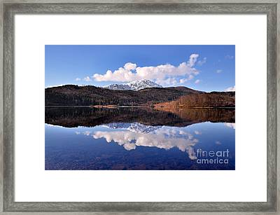 Loch Lomond Framed Print by Aditya Misra
