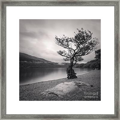 Loch Lomond Scotland Framed Print
