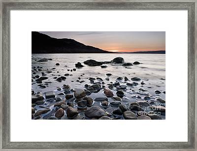 Loch Rannoch Framed Print by Rod McLean