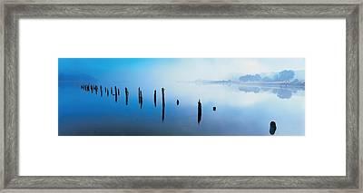Loch Shiel, Scotland, United Kingdom Framed Print