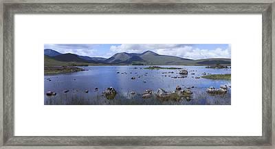Lochan Nah Achlaise Framed Print