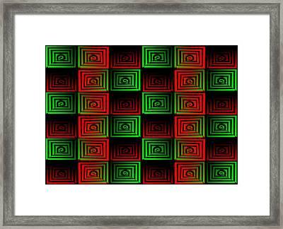 Locked Up Framed Print by Anastasiya Malakhova