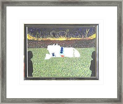 Lockerbie Pan Am Flight 103 Framed Print