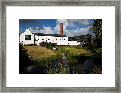 Lockes Irish Whiskey Distillery Framed Print by Panoramic Images