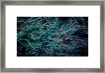 Framed Print featuring the photograph Locomotion by Steven Richardson