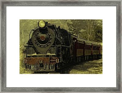 Locomotive 499  Framed Print by Movie Poster Prints