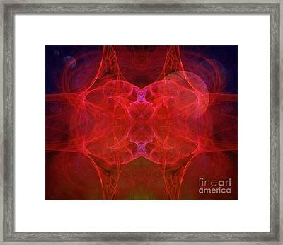 Lodestar Framed Print