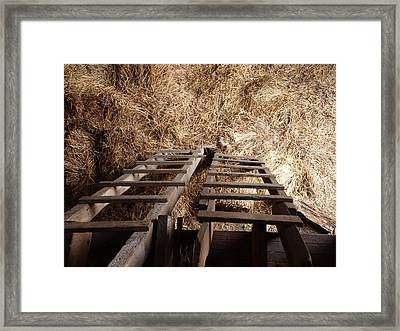 Lofted Framed Print