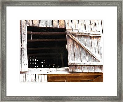 Framed Print featuring the photograph Lofty Hieghts by Nick Kirby