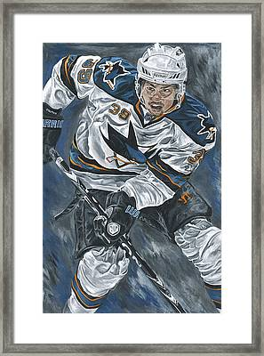 Logan Couture Framed Print by David Courson
