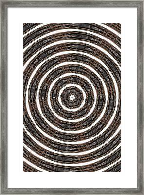 Loki Spun Framed Print
