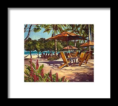 Costa Rica Framed Prints