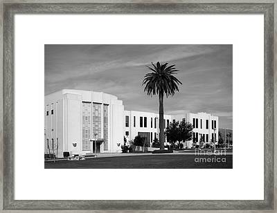 Loma Linda University Library Framed Print by University Icons
