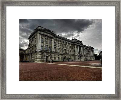 London 049 Framed Print by Lance Vaughn