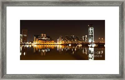 Framed Print featuring the photograph London 3 by Mariusz Czajkowski