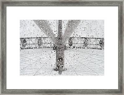 London Eye  Framed Print by Timo Peter Gronlund