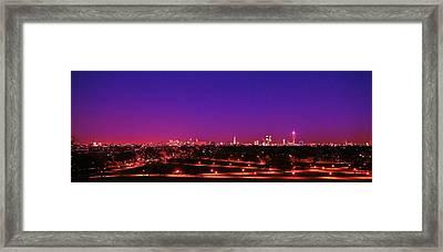 London View 1 Framed Print
