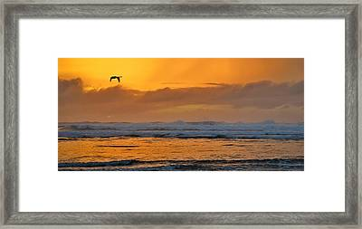 There Is Always A New Day - Every Time Framed Print