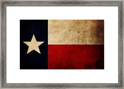 Lone Star  Framed Print by Ryan Wyckoff
