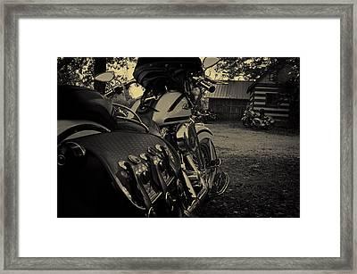 Lone Wolf II Framed Print