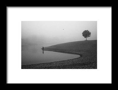 Loneliness Framed Prints